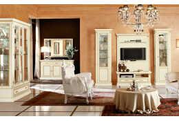 Мебель для гостиной Венеция (Venezia Bianco)