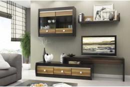 Мебель для гостиной Ксено (слива)