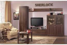 Модульная мебель Sherlock (орех шоколадный)