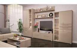 Модульная серия корпусной мебели Вива