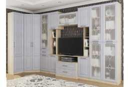 Модульная мебель для гостиной Прованс 1