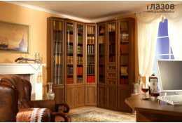 Модульная серия для библиотеки Марракеш