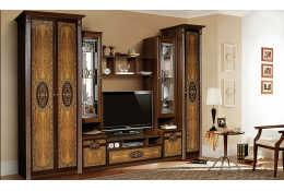 Модульная мебель для гостиной Карина 2
