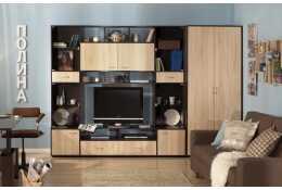 Мебель для гостиной Полина