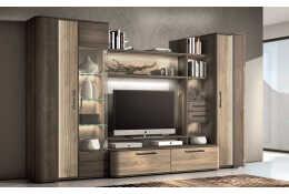 Модульная мебель для гостиной Бруна