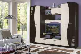 Мебельная стенка Муза 1