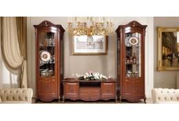 Гостиная мебель Аллегро орех