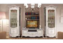 Гостиная мебель Аллегро белый