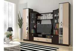 Модульная мебель для гостиной Гамма 15 new (МИФ)