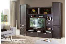 Модульная мебель Корвет Люкс (венге)