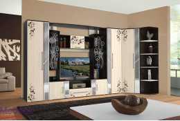 Модульная мебель Кватро (композиция 3)
