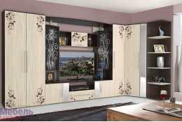 Модульная мебель Кватро (композиция 4)