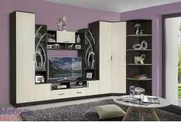Мебель для гостиной Светлана (композиция 3)